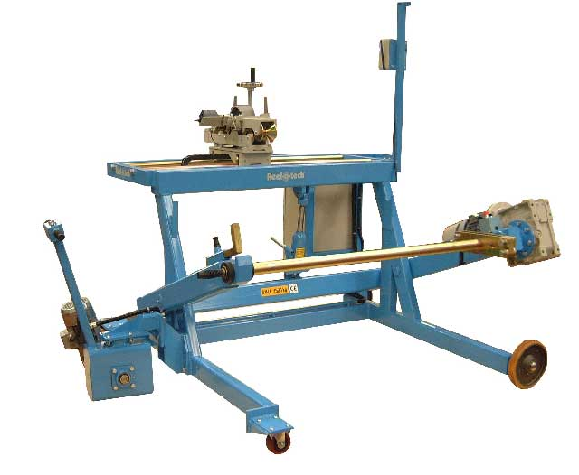 Reelotech Cable Winding Systems World Wide | Cable Winding Machines