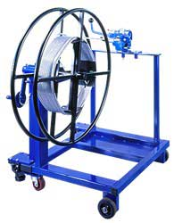 Reelotech Cable Winding Systems World Wide Cable Winding